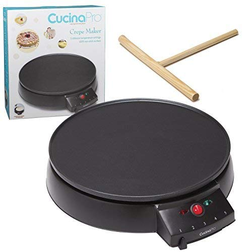 CucinaPro 1448 best electric crepe maker