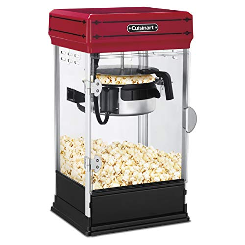 Cuisinart Style Cinema Popcorn Machine 1 min