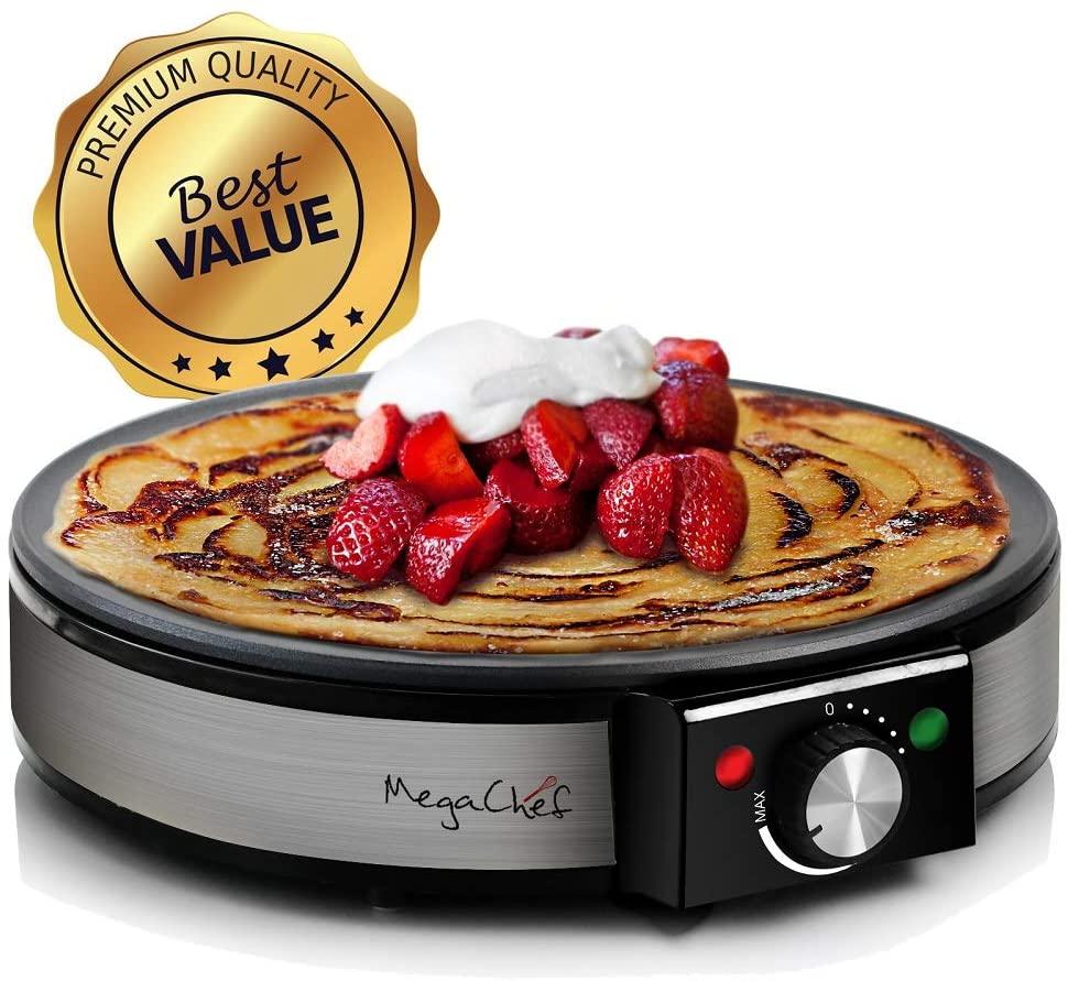 Megachef MC 2900PM best professional crepe maker