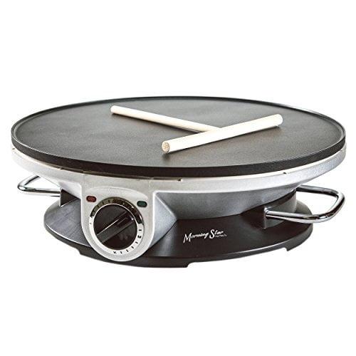 Morning Star Crepe Maker Pro electric crepe maker